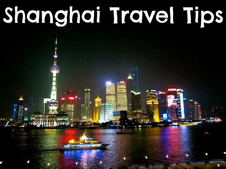 Travel Tips - Things to do in Shanghai, China