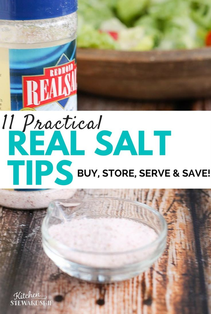 Learn 11 everyday tips to purchase, store, and use your unrefined sea salt with the bottom line of saving you money. Explore why the quality of the salt you use DOES matter.