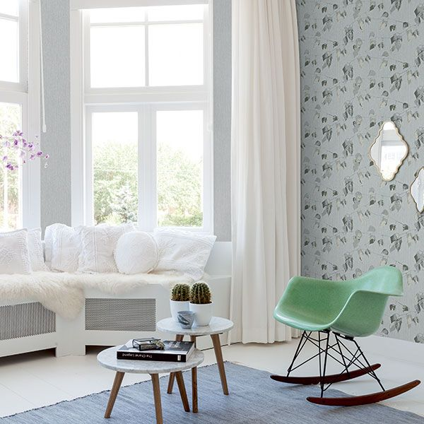 Love the light and airy feel to this room- such an inviting space! Amelie Collection by Galerie - 573848R