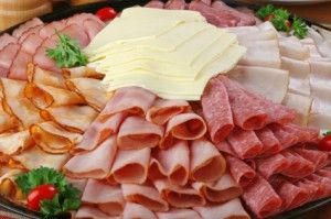Sandwich Platter is easy and can be healthy!