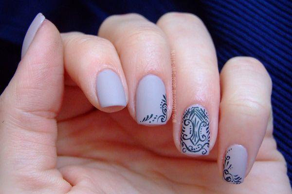 Bopp - zdobienie naturalnych paznokci: Kamlot