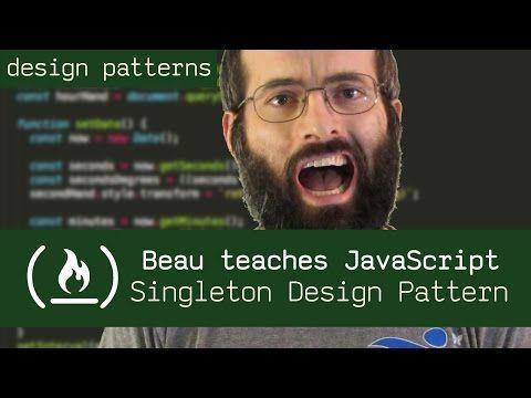 Design Patterns Beau Teaches Javascript