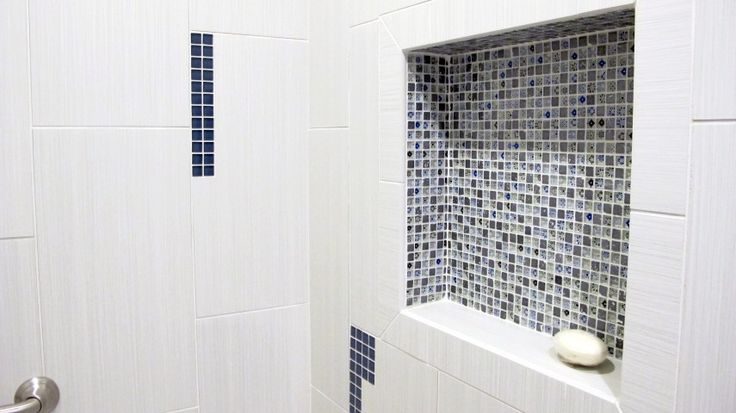 Dal Tile Niche Artistry Marvel Shower Fabrique 12x24 Blanc