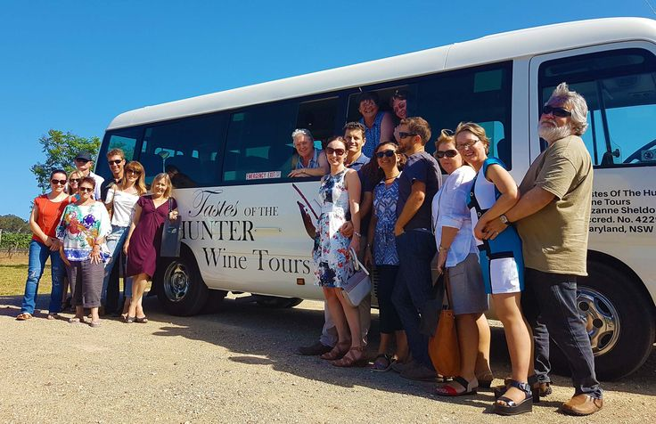 Gay-friendly wine tours in the Hunter Valley