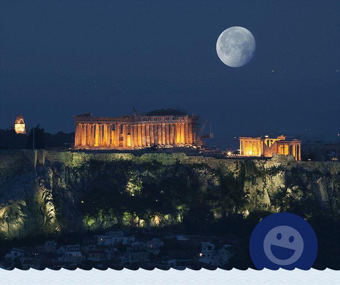 Έχει πανσέληνο στις 18 Αυγούστου και θα' ναι σίγουρα ωραία! Δείτε το πρόγραμμα των εκδηλώσεων στην Αθήνα και απολαύστε τη βραδιά.  August full moon is something worth seeing when visiting Greece! Take a look at all the events scheduled for that specific day:http://www.athensmagazine.gr/bestofathens/articles/panselhnos-aygoystoy-2016-oles-oi-dwrean-ekdhlwseis-gia-thn-pio-magikh-nyxta-toy-kalokairioy