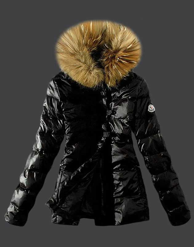 newest collection a0c06 93a72 Moncler Down Coats For Women With Fur Cap Shop Online Store ...