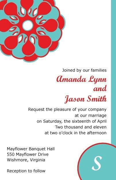 77 best Wedding invitations save the date images – Tiffany Blue and Red Wedding Invitations