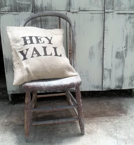 LOVE!! Perfect for a Southern Home :)