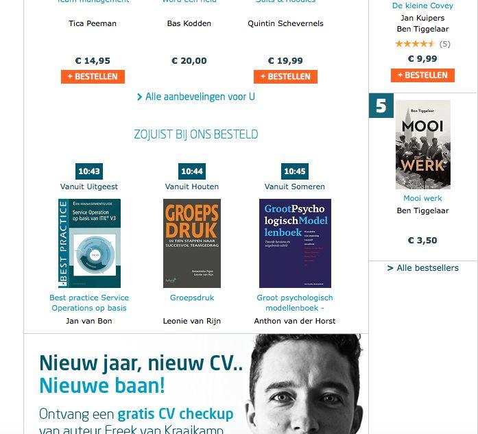 Leuk, de bestelling van het boek Groepsdruk bij Managementboek was live te volgen... #groepsdruk #annemiekefigee #leonievanrijn #managementboeknl #futurouitgevers