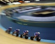Great Britain World Cup Test Event - London Olympic Velodrome