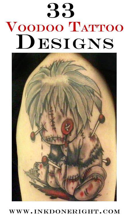 The 25 best voodoo tattoo ideas on pinterest voodoo 2 for Voodoo tattoo club