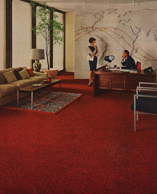 17 Best Images About Vintage Bigelow Carpet Ads On