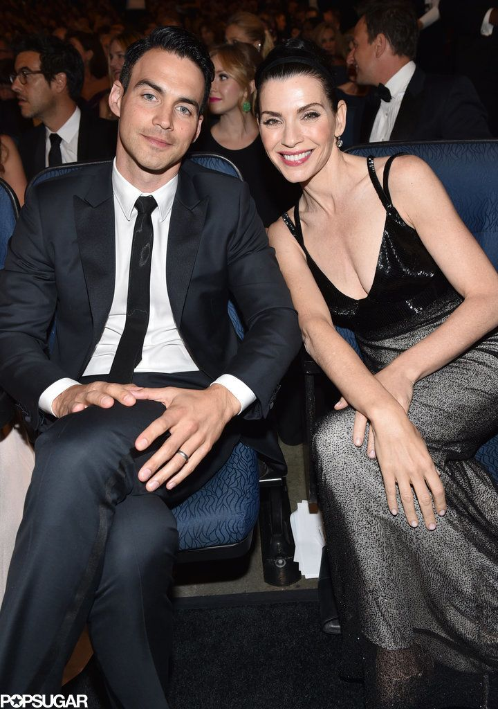 Did You See Julianna Margulies&#39-s Hot Husband at the Emmys ...