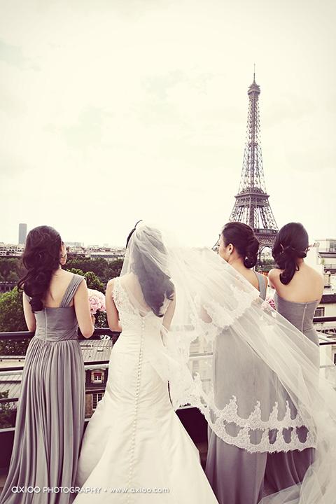 Wedding in Paris ♥ Axioo Photography