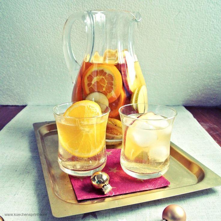 Winter Sangria Rezept