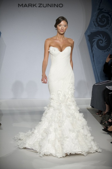 17 best images about mark zunino on pinterest mark for Kleinfeld wedding dresses sale