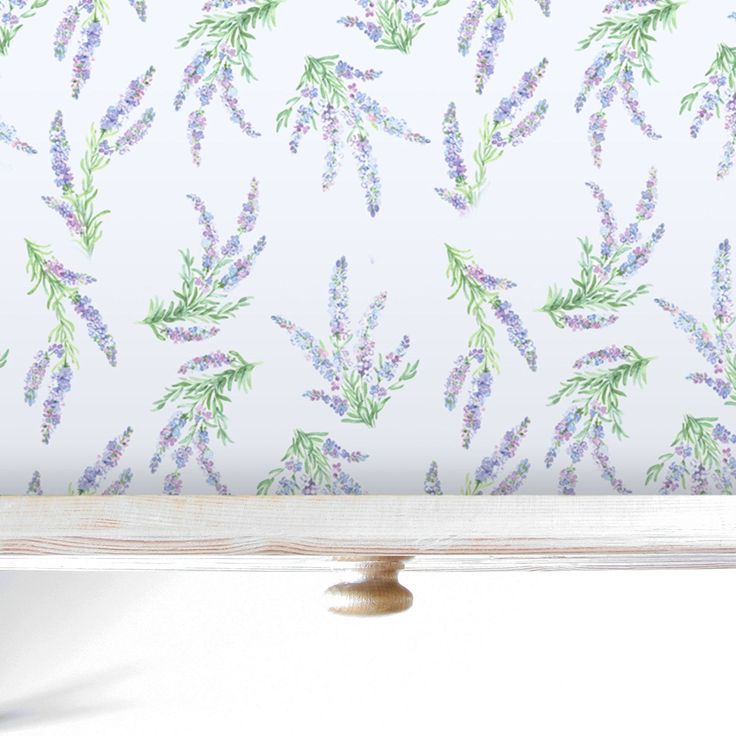 Shudehill Lavender scented drawer liners