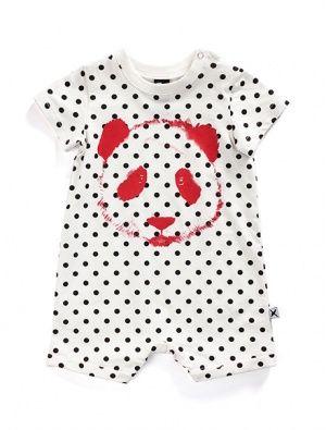 Buy Minti Baby Panda Suit