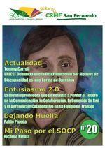 Boletín Nº20 del #Socpsf  http://es.calameo.com/read/00026539725cd9c92ed51 #boletinesCrmfsf