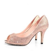 peach wedding shoes - Google Search