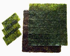 O que é Alga para Sushi e Preços
