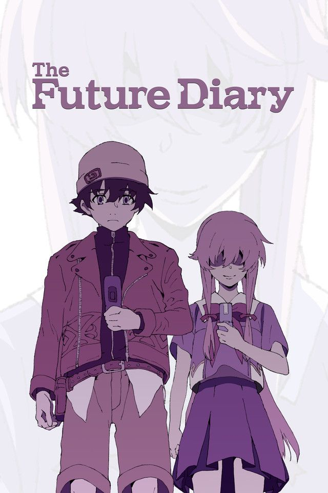 Crunchyroll - The Future Diary Full episodes streaming online for free