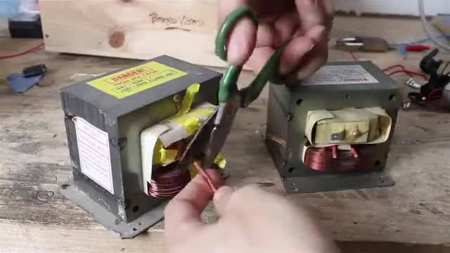 How to make DIY Spot Welding Machine - Watch or Download | downvids.net