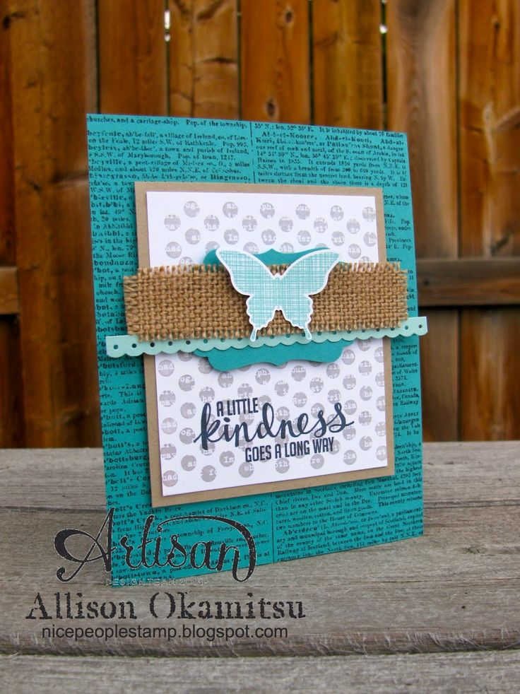 nice people STAMP!: Feeling Blue with Kinda Eclectic by Allison Okamitsu for Stampin' Up! Convention 2014 Display Boards