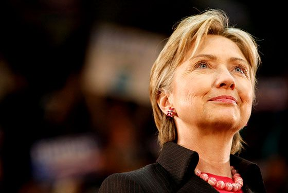 Hillary Clinton-I think I'm starting to admire her more and more as I grow older. : Clinton Supports, Revolution, Hillary Clinton I, Clinton Seeks