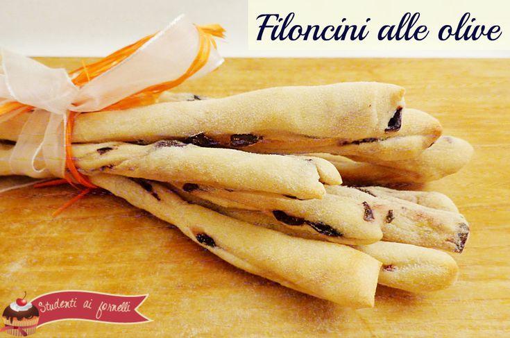 filoncini alle olive con pasta madre ricetta veloce aperitivo buffet
