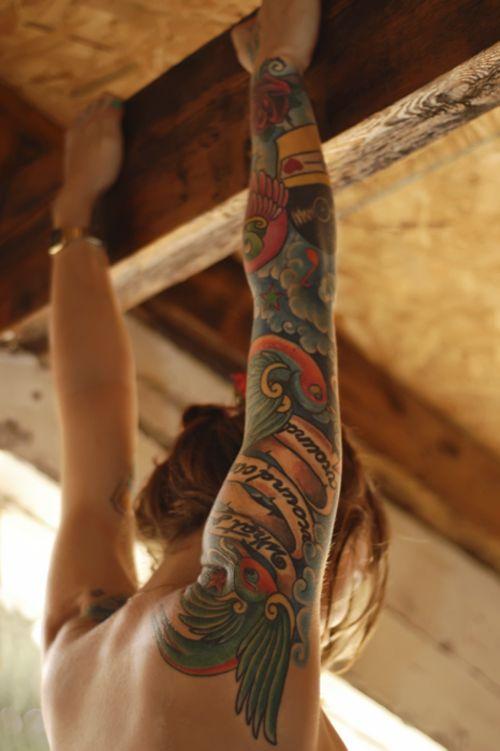 love this tattoo!Tattoo Sleeve, Sleevetattoo, Pattern Tattoo, Sleeve Tattoo, Tattoo Pattern, Full Sleeve, Tattoo Design, Arm Tattoo, Tattoo Ink