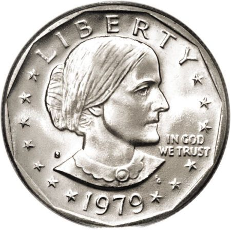 Susan B Anthony Dollar, Heritage Auctions,