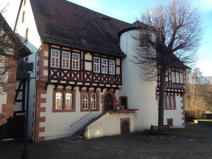 Amtshaus in Steinau an der Straße am 25.02.2017
