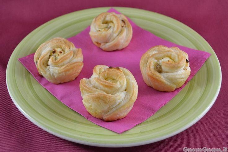 Scopri la ricetta di: Rose rustiche