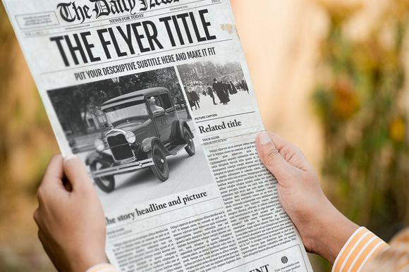 The 12 Best Old Fashioned Newspaper Template Images On Pinterest