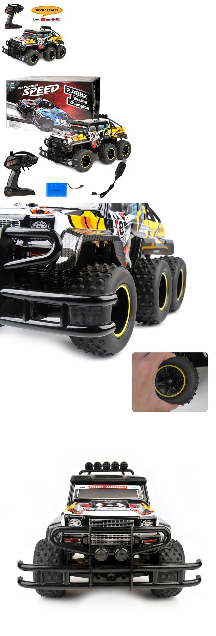 Cars trucks and motorcycles 182183 1 10 climbing rc car off road monster