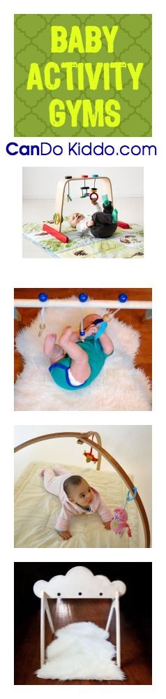 6 Things to Consider When Choosing a Baby Activity Gym - from a pediatric OT and mommy :: infant development, newborn play
