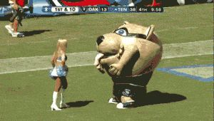 16 Mascots Who Really Don't Give A $#!%    What happens when the guy in the costume stops being cute and starts getting real.