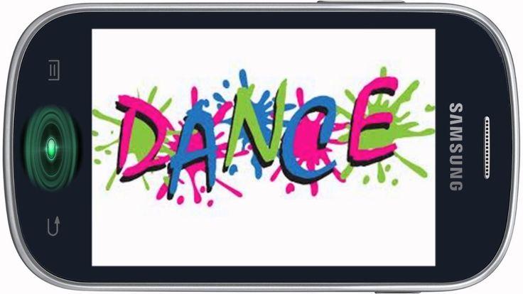 Fajny dzwonek na telefon komórkowy - Dance dance