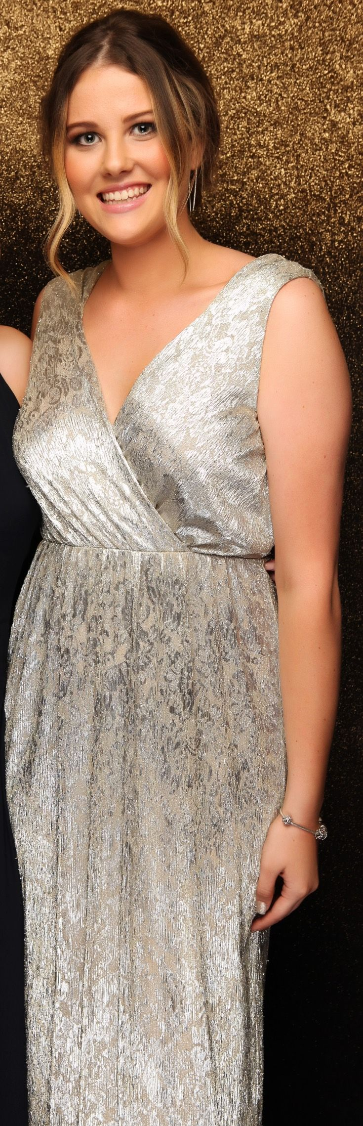 Whangaparaoa Ball 2015. Incredible gown! www.whitedoor.co.nz