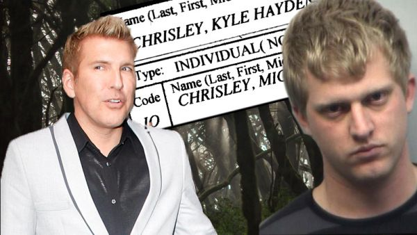 Kyle Chrisley Hospitalized — 'Chrisley Knows Best' Star High On Crack​ | Radar Online