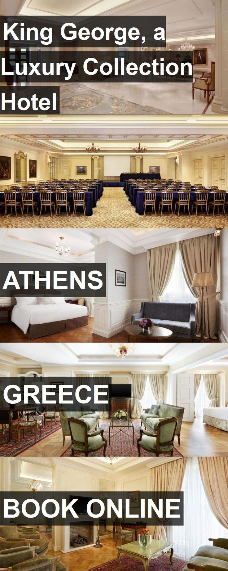 Hotel King George, a Luxury Collection Hotel in Athens, Greece. For more information, photos, reviews and best prices please follow the link. #Greece #Athens #KingGeorge,aLuxuryCollectionHotel #hotel #travel #vacation