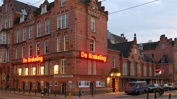 De Krakeling is het jeugdtheater van Amsterdam. Per seizoen zijn er voorstellingen voor verschillende leeftijdsgroepen (van 4 t/m 17 jaar). Er is toneel, dans, beeldend-, poppen- en muziektheater.  Kinderfeestje:In De Krakeling is het altijd feest. Helemaal als jij je kinderfeestje daar ...