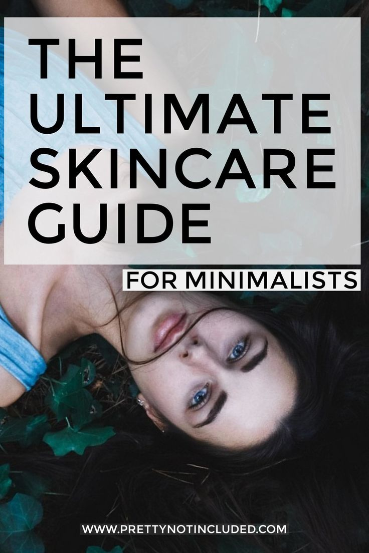 The ultimate skincare guide for minimalists - from choosing the right routine for your skin type to mixing natural ingredient combinations. Sometimes, less is more.