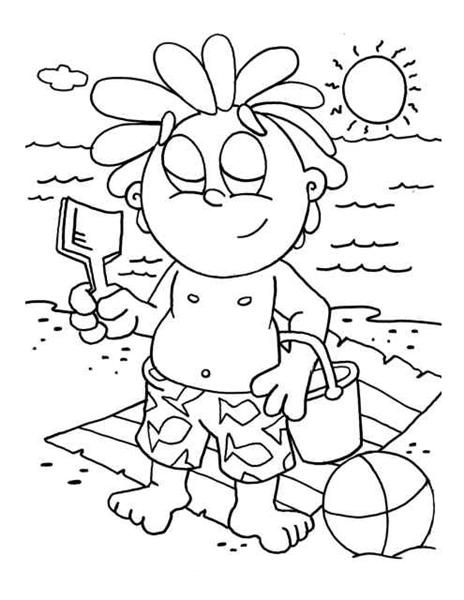 Free Printable Kindergarten Coloring Pages For Kids, free ...