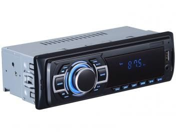 Som Automotivo Naveg NVS 3068 - MP3 Player USB Entrada SD e Auxiliar