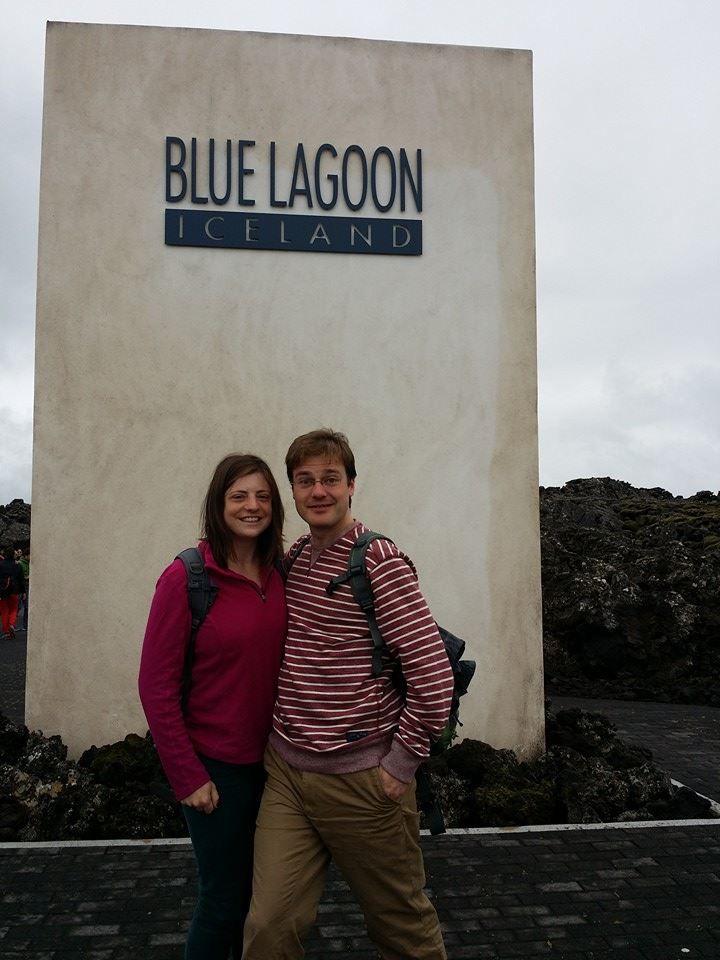 Blue Lagoon (Bláa Lónið) in Grindavík, Reykjanes Peninsula
