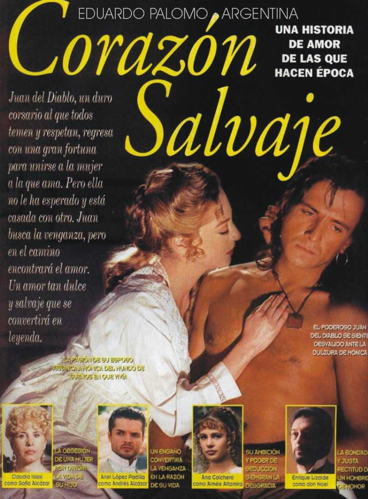 Image Detail for - Corazon Salvaje 1993 cu Eduardo Palomo|Telenovele Online Gratis ...