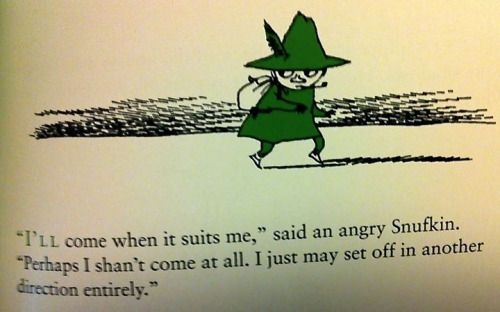 snufkin quotes - Sök på Google