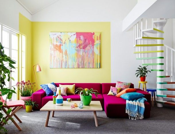 115 best Colours images on Pinterest | Color interior, Design trends ...